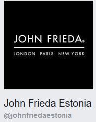John Frieda Estonia